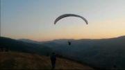 پرواز با پاراگلایدر در ترسه
