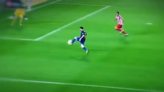 گل های برتر لیونل مسی در بارسلونا 2015