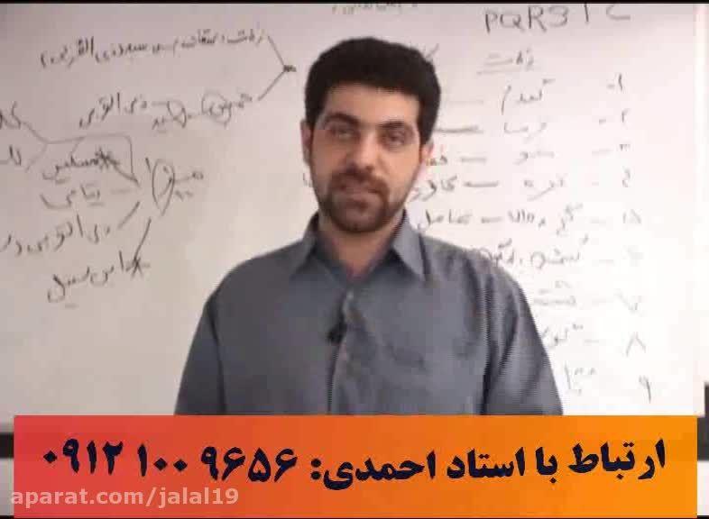 تکنیک های رمز گردانی آلفای ذهنی استاد احمدی 9