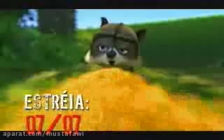 انیمیشن Over The Hedge