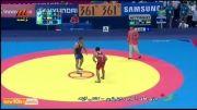 کشتی: کسب مدال طلا توسط میثم مصطفی جوکار