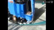 دستگاه کف شور صنعتی- زمین شور سرنشین دار