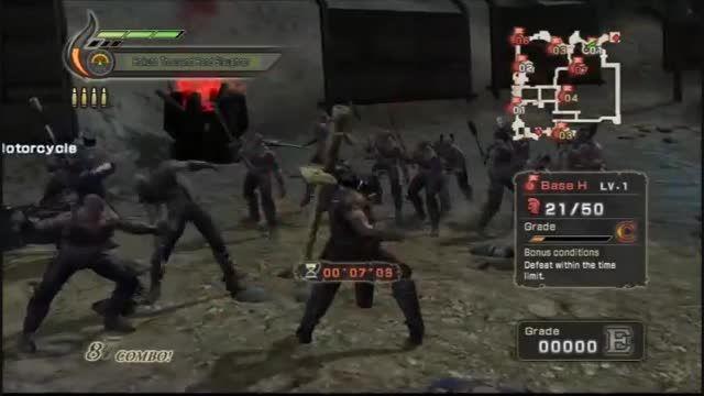 ویدیویی از بازی Fist of the North Star: Ken's Rage 2