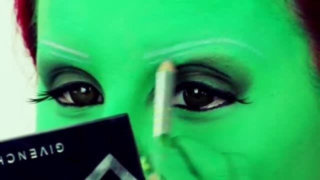 گریم گامورا در فیلم نگهبانان کهکشان