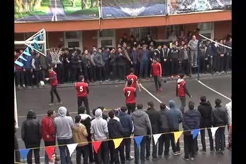 فینال مسابقات والیبال المپیاد ورزشی دبیرستان سلام تجریش