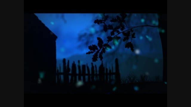 برشی از انیمیشن «سرگذشت تلخ یک تکه برگ»