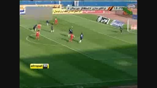 تراکتورسازی (صفر) - استقلال خوزستان (صفر)