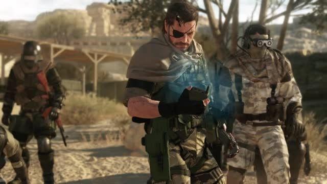 تریلر جدید بازی Metal Gear Solid V- The Phantom Pain