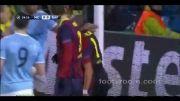 منچستر سیتی 0 - 2 بارسلونا / لیگ قهرمانان اروپا