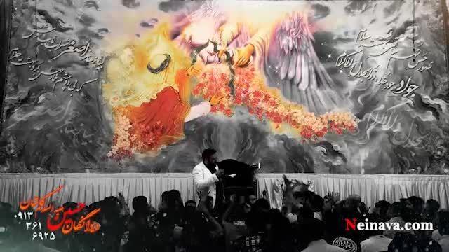 میلاد حضرت علی اصغر و امام جواد سال1394(پیله ور)(4)