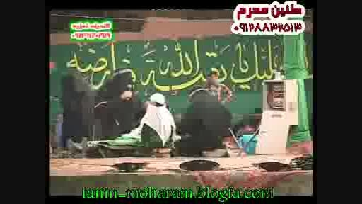 امام لیلا و مادر قاسم-گل خطمی و نرگسخوانی 93 نیر