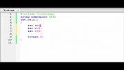 آموزش فارسی برنامه نویسی به زبان C++ قسمت 5