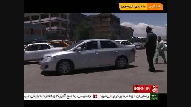 راه اندازی کارخانه خودروی ایرانی در افغانستان