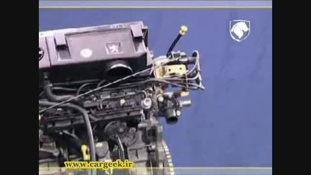 معرفی و دمونتاژ موتور XU7 (خانواده پژو405،پارس،سمند)