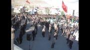 تجمع بزرگ عاشورائیان2 شهرخنجین