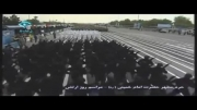 رژه بسیار زیبای ارتش ایران