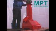 پرس پلت MPT ( دستگاه پلت خوراک دام، طیور و آبزیان )