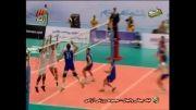 خلاصه ست چهارم والیبال ایران و صربستان (بازی رفت - لیگ جهانی)