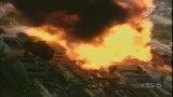 انفجار صهریج للغاز++انفجار تانكر گاز