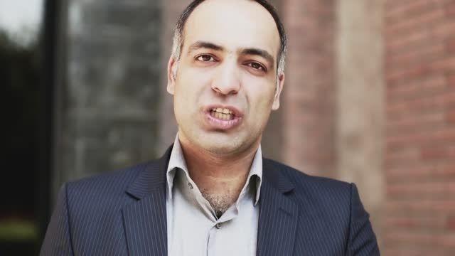 محمدرضا شعبانعلی در مدرسه کسب و کار شریف