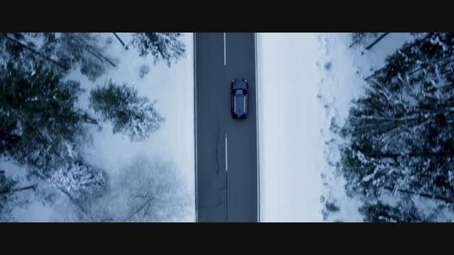 تیزر تبلیغاتی بی ام دبلیو Alpina  - کیوسک آنلاین