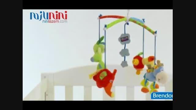 پلی گرو - آویز تخت موزیکال Playgro