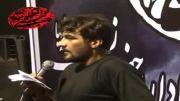 کربلایی حسین عینی فرد شهادت حضرت زینب 92 فوق العاده زیبا