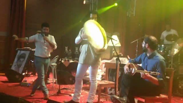 سرود ای ایران با صدای سلطان احساس