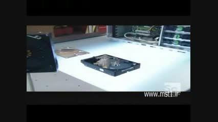 بازیابی اطلاعات هارد دیسک تعمیر هارد دیسک سیگیت وسترن