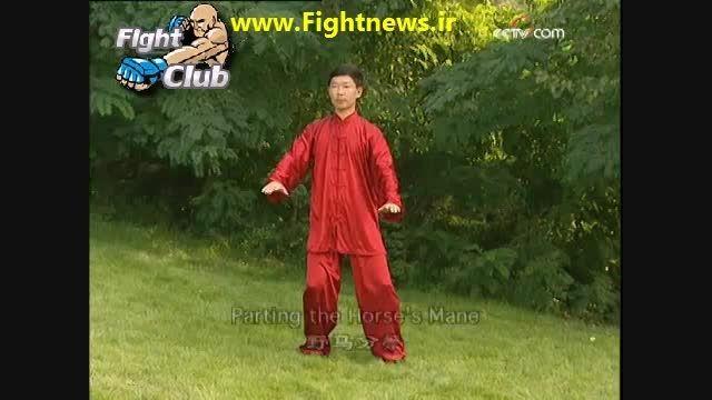 آموزش تای چی چوان 1
