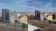 مقایسه دوربین Galaxy S4 و htc One