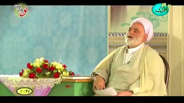 سخنرانی بر اساس معارف قرآن.!! آقای قرائتی