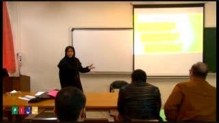 کلاس آموزشی مدیریت و رهبری در کلاس دکتر صباغیان (بخش 1)