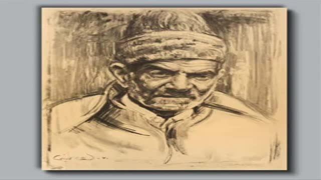 پیرم و گاهی دلم یاد جوانی میکند...|دکلمه:استاد شهریار