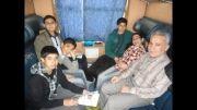 اردوی مشهد دانش آموزان نمونه دولتی باقرالعلوم (ع)سمنان