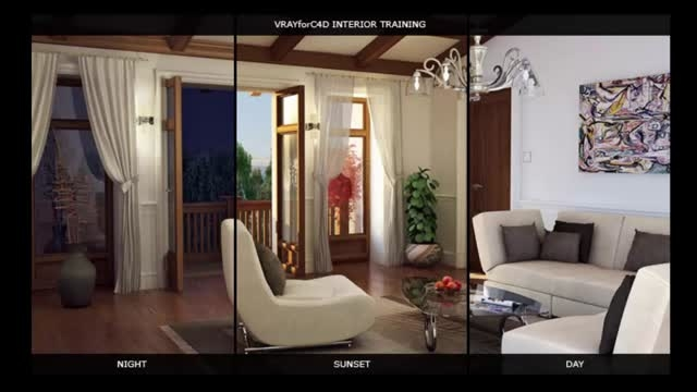 آموزش طراحی داخلی 3 (نور پردازی در دکوراسیون داخلی)
