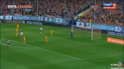 اتلتیکومادرید۱-۱بارسلونا**بازی رفت سوپرکاپ اسپانیا، ۲۰۱۳