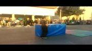parkour kermanهمایش هفته نیروی انتظامی(پارک مطهری)
