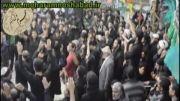 فیلم عزاداری هیئت حضرت قاسم بن الحسن(ع)شهر نوش اباد