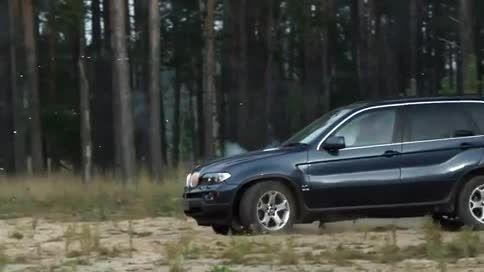 آخرین تکنولوژی ماشین ضد گلوله در BMW