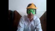 شعبده با کش+آموزش از ماسک علی!!!