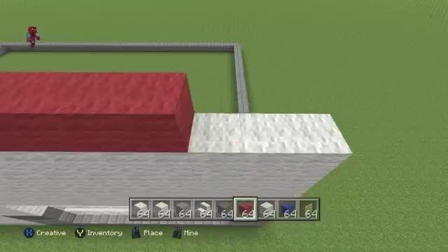 آموزش ساخت رستوران مرغ سوخاری | Minecraft