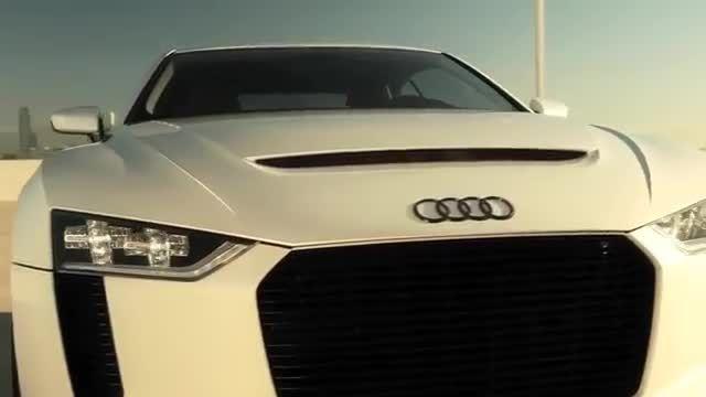 معرفی خودروی دوست داشتنی آئودی مدل Quattro