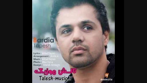 آهنگ جدید بردیا بنام تپش
