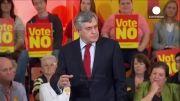 وعده های بریتانیا به اسکاتلند در ازای عدم استقلال