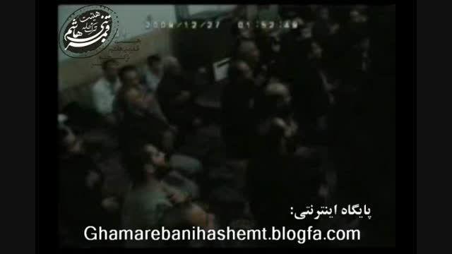 شب دهم محرم 88-حاج یونس محسن پور.شب عشق و.....