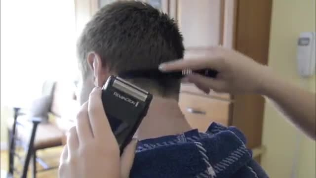 آموزش اصلاح موی آقایان - 1