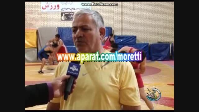 کشتی اصفهان ضربه فنی شده است!!!!