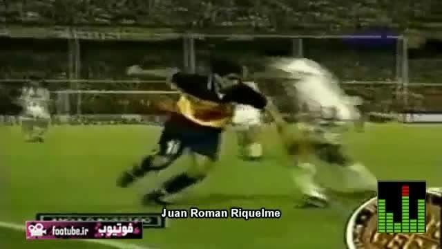 ۱۰ دریبل فریبنده برتر و استثنایی تاریخ فوتبال