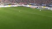 گل فوق العاده بازیکن پادربورن از فاصله 83 متری